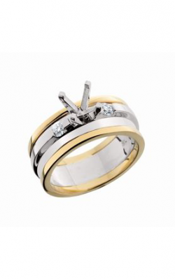HL Mfg Contemporary Collections Engagement ring 10549 product image