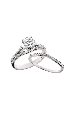 HL Mfg Engagement Sets Engagement ring 10548WSET product image
