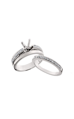 HL Mfg Engagement Sets Engagement Ring 10525WSET product image