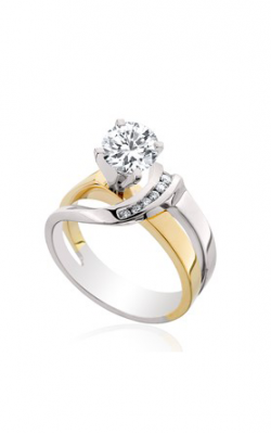 HL Mfg Contemporary Collections Engagement Ring 10509 product image