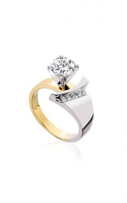 HL Mfg Contemporary Collections Engagement ring 10510 product image