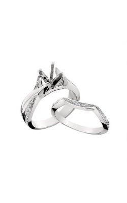 HL Mfg Engagement Sets Engagement ring 10523WSET product image
