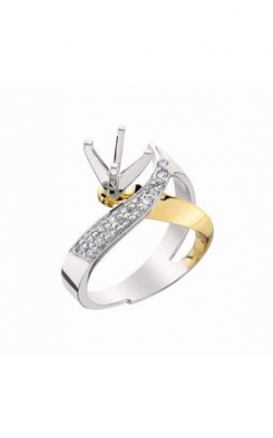 HL Mfg Contemporary Collections Engagement Ring 10503 product image