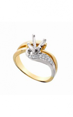 HL Mfg Contemporary Collections Engagement ring 10504 product image