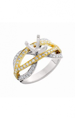 HL Mfg Contemporary Collections Engagement Ring 10481 product image