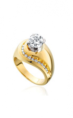 HL Mfg Contemporary Collections Engagement Ring 10479 product image