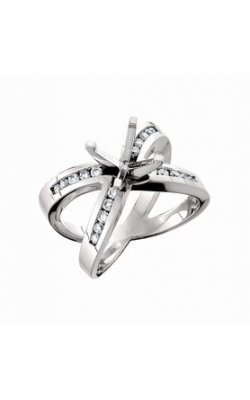 HL Mfg Contemporary Collections Engagement ring 10462W product image