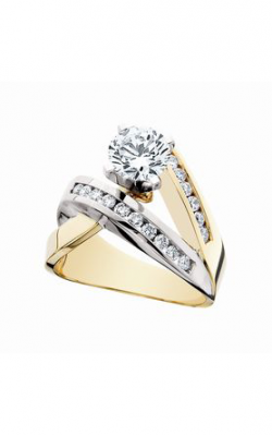 HL Mfg Contemporary Collections Engagement ring 10454 product image