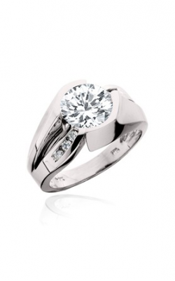 HL Mfg Contemporary Collections Engagement ring 10416W product image