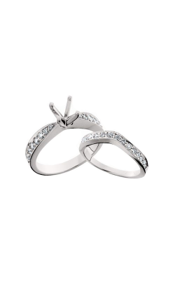HL Mfg Engagement Sets Engagement Ring 10521WSET product image