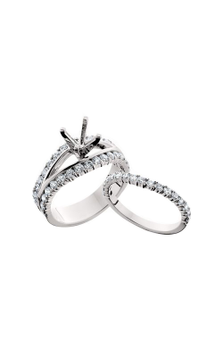 HL Mfg Engagement Sets Engagement ring 10513WSET product image