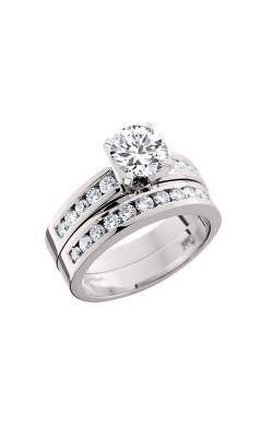 HL Mfg Engagement Sets Engagement ring 10489WSET product image