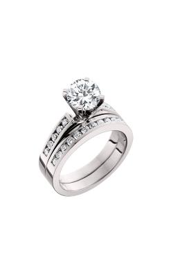 HL Mfg Engagement Sets Engagement ring 10485WSET product image