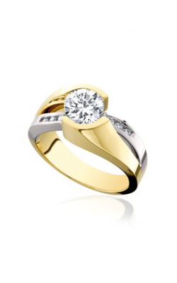 HL Mfg Contemporary Collections Engagement ring 10332 product image