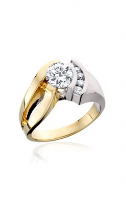 HL Mfg Contemporary Collections Engagement ring 10331 product image