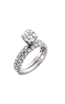 HL Mfg Engagement Sets Engagement ring 10477WSET product image