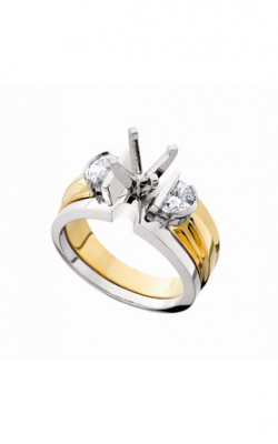 HL Mfg Contemporary Collections Engagement ring 10321 product image