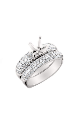 HL Mfg Engagement Sets Engagement ring 10464WSET product image