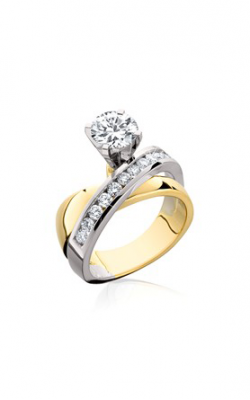 HL Mfg Contemporary Collections Engagement ring 10300R product image