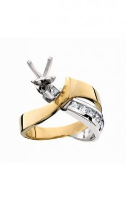 HL Mfg Contemporary Collections Engagement ring 10301 product image