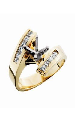 HL Mfg Contemporary Collections Engagement ring 10273 product image