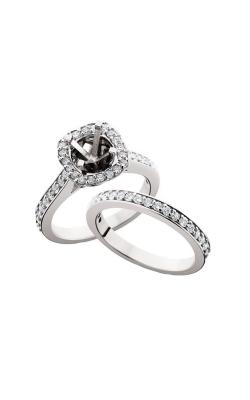 HL Mfg Engagement Sets Engagement ring 10429WSET product image