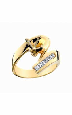 HL Mfg Contemporary Collections Engagement ring 10263 product image