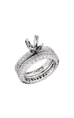 HL Mfg Engagement Sets Engagement ring 10426WSET product image