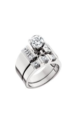 HL Mfg Engagement Sets Engagement ring 10408WSET product image