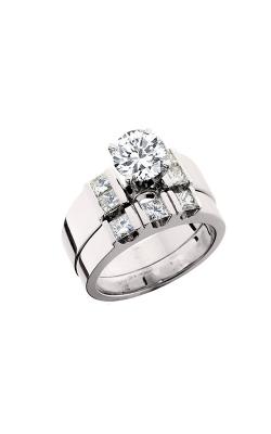 HL Mfg Engagement Sets Engagement ring 10404WSET product image