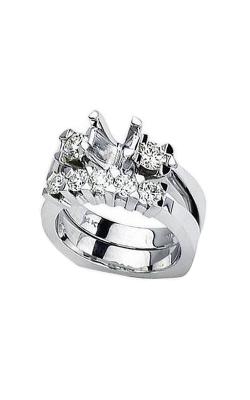 HL Mfg Engagement Sets Engagement ring 10397WSET product image