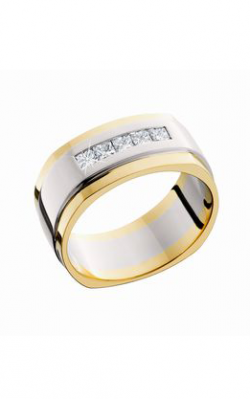 HL Mfg Men`s Rings Men's Ring 8033DTT product image