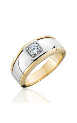HL Mfg Men`s Rings Men's Ring 8036TT product image