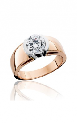 HL Mfg Engagement Rings Engagement ring 10719RGW product image