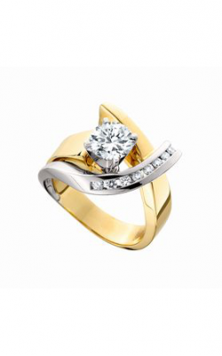 HL Mfg Contemporary Collections Engagement ring 10234 product image