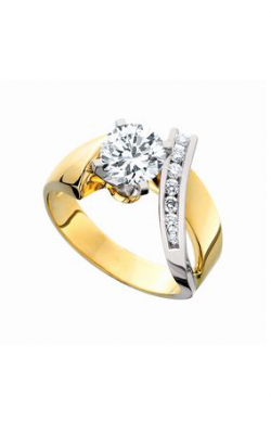 HL Mfg Contemporary Collections Engagement ring 10233 product image