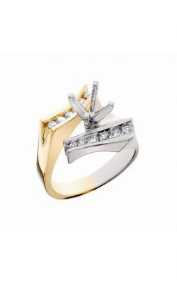HL Mfg Contemporary Collections Engagement ring 10214 product image