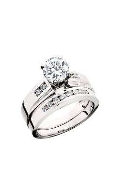 HL Mfg Engagement Sets Engagement ring 10396WSET product image