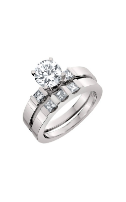 HL Mfg Engagement Sets Engagement ring 10394WSET product image