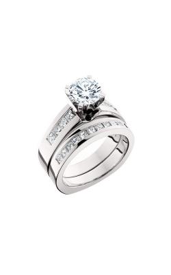 HL Mfg Engagement Sets Engagement ring 10374WSET product image