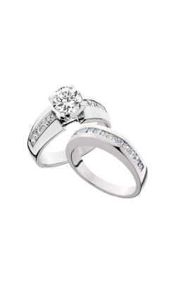 HL Mfg Engagement Sets Engagement ring 10275WSET product image