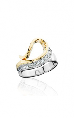 HL Mfg Contemporary Collections Engagement ring 10761TT product image