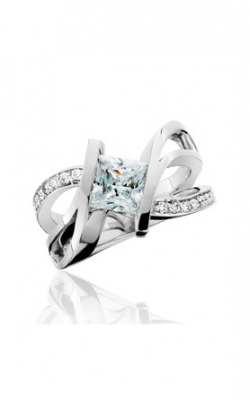 HL Mfg Contemporary Collections Engagement ring 10762W product image