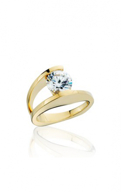 HL Mfg Contemporary Collections Engagement ring 10763FY product image