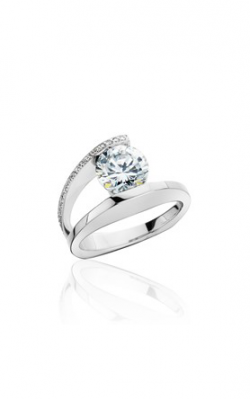 HL Mfg Contemporary Collections Engagement ring 10763W product image
