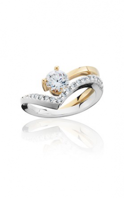 HL Mfg Contemporary Collections Engagement ring 10759TT product image