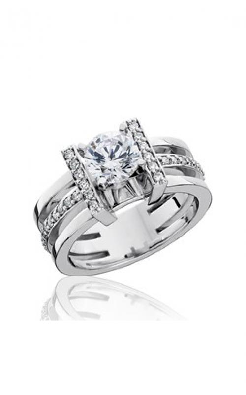 HL Mfg Modern Classics Engagement ring 10734 product image