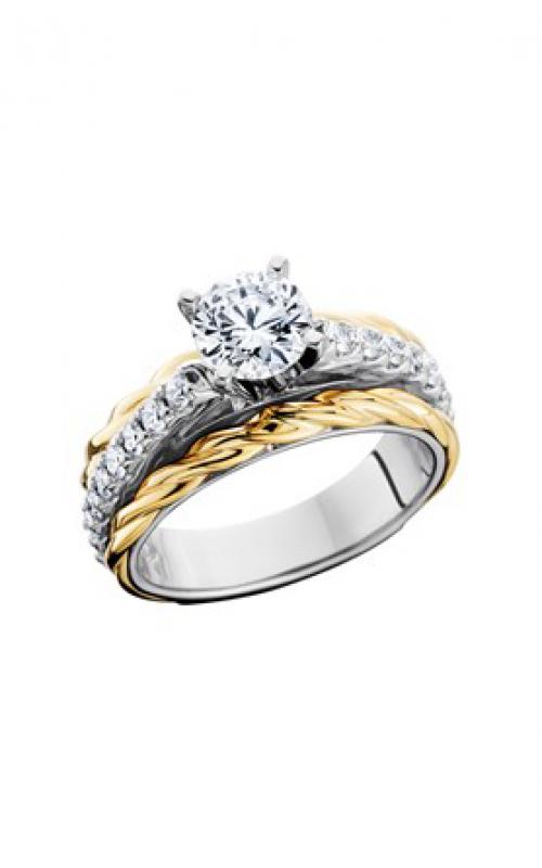 HL Mfg Modern Classics Engagement ring 10700 product image