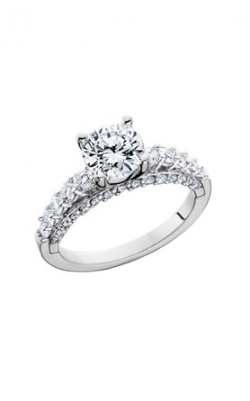 HL Mfg Modern Classics Engagement ring 10693W product image