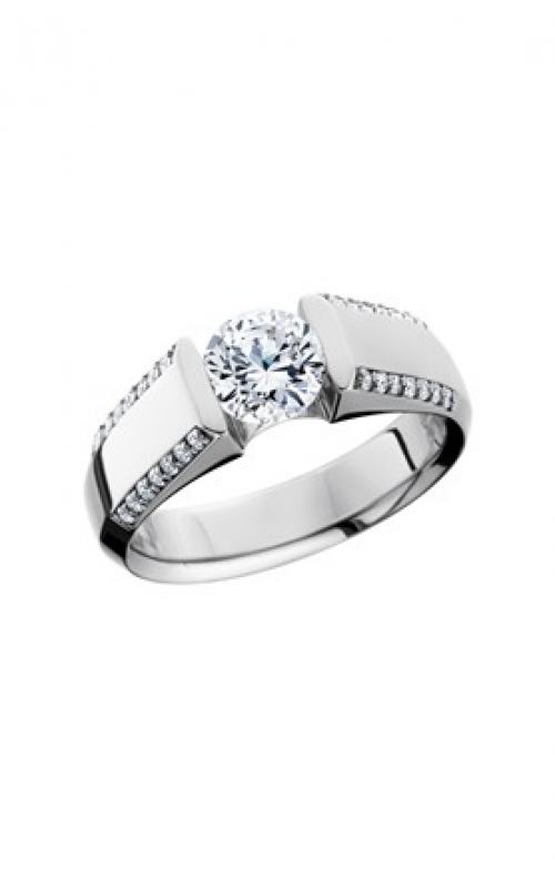 HL Mfg Modern Classics Engagement ring 10675W product image